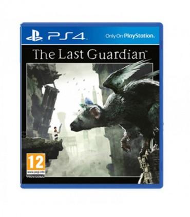 بازی The Last Guardian کارکرده- پلی استیشن 4