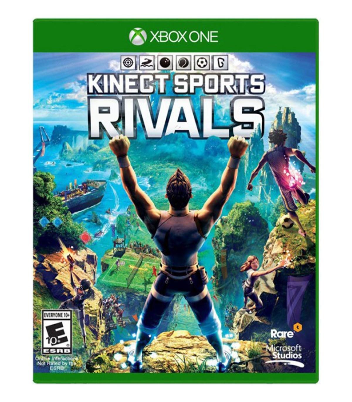 بازی Kinect Sports Rivals کارکرده - ایکس باکس وان