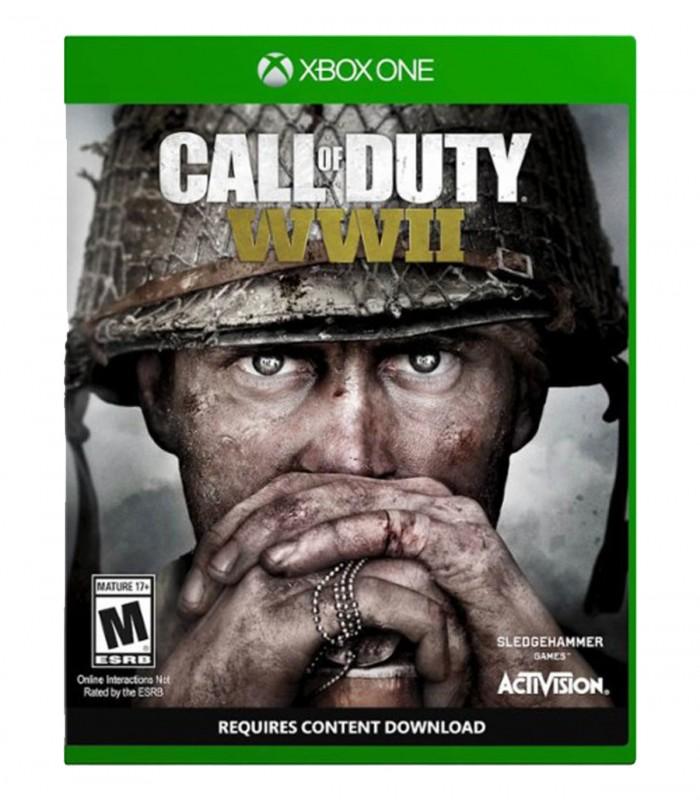 بازی Call Of Duty: WWII کارکرده - ایکس باکس وان