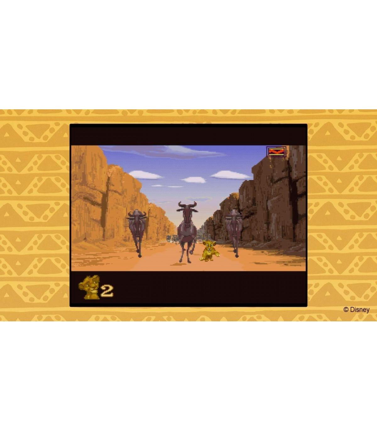 بازی Disney Classic Games: Aladdin and The Lion King - پلی