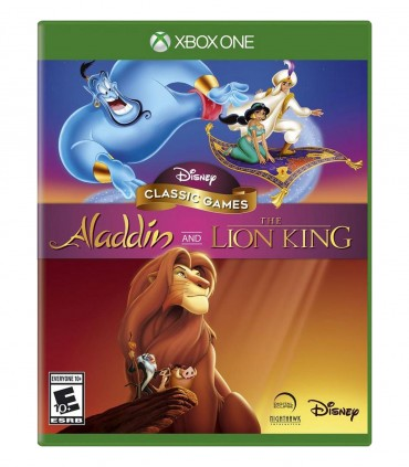 بازی Disney Classic Games: Aladdin and The Lion King - ایکس باکس وان