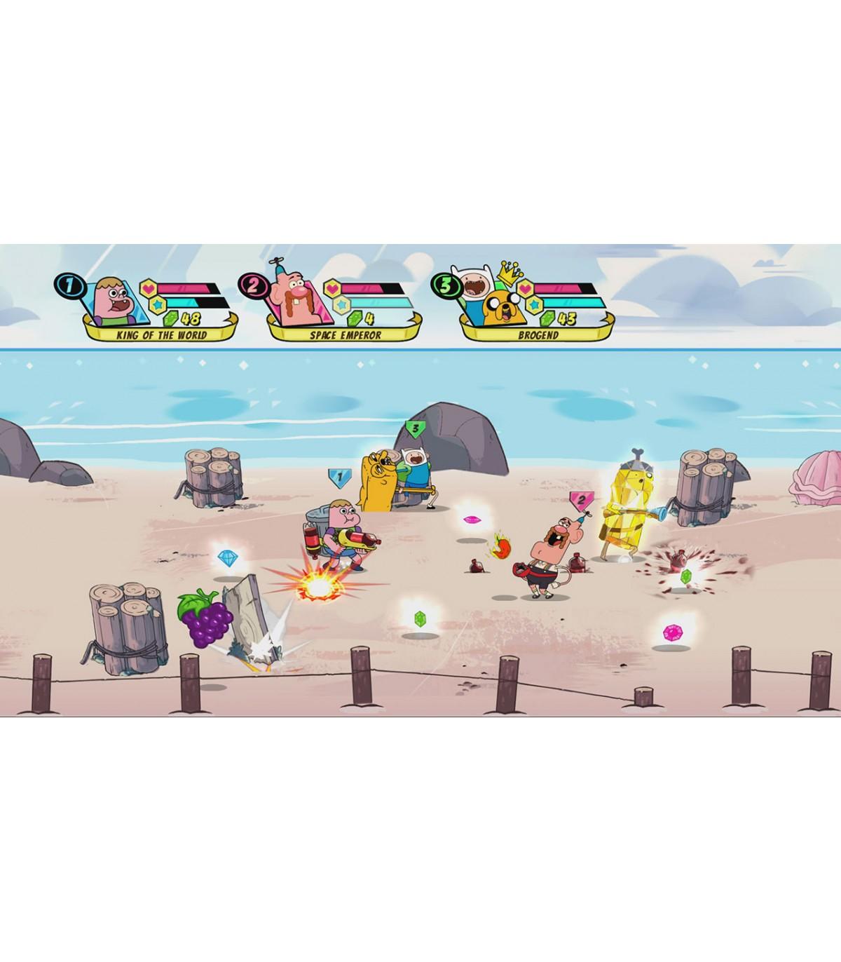 بازی Cartoon Network Battle Crashers - پلی استیشن 4