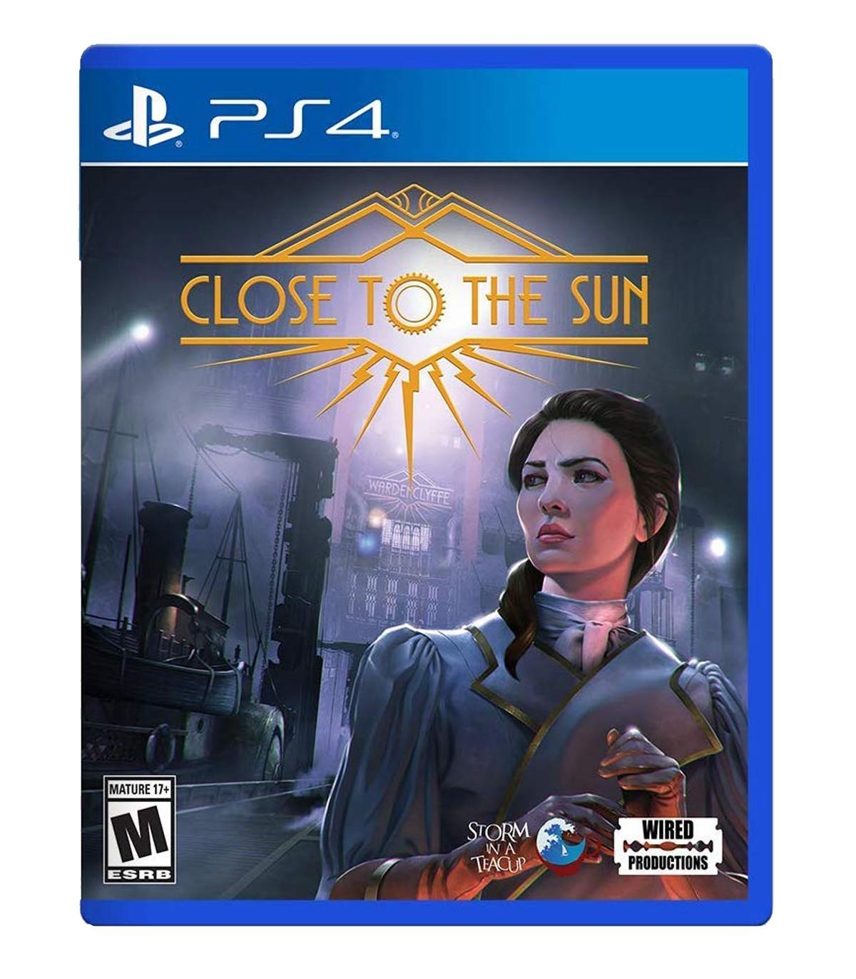 بازی Close to The Sun - پلی استیشن 4