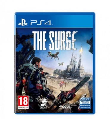 بازی The Surge کارکرده- پلی استیشن 4