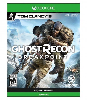بازی Tom Clancy's Ghost Recon Breakpoint - ایکس باکس وان