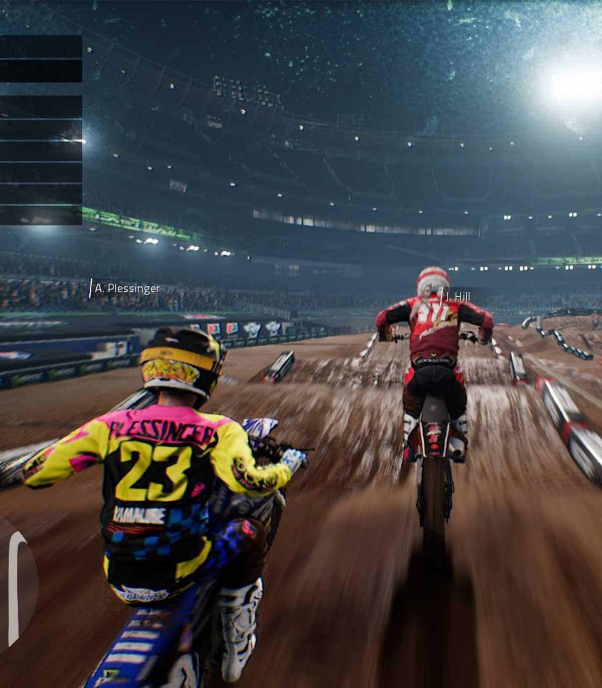 بازی Monster Energy Supercross: The Official Videogame - پلی