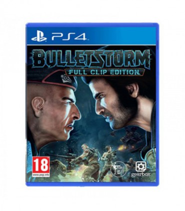 بازی Bulletstorm: Full Clip Edition کارکرده - پلی استیشن 4