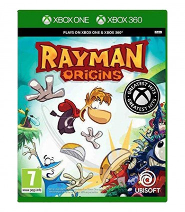 بازی Rayman Origins - ایکس باکس وان و ایکس باکس 360