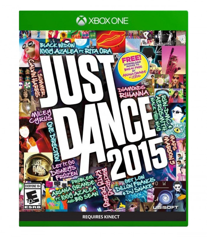 بازی Just Dance 2015 کارکرده - ایکس باکس وان