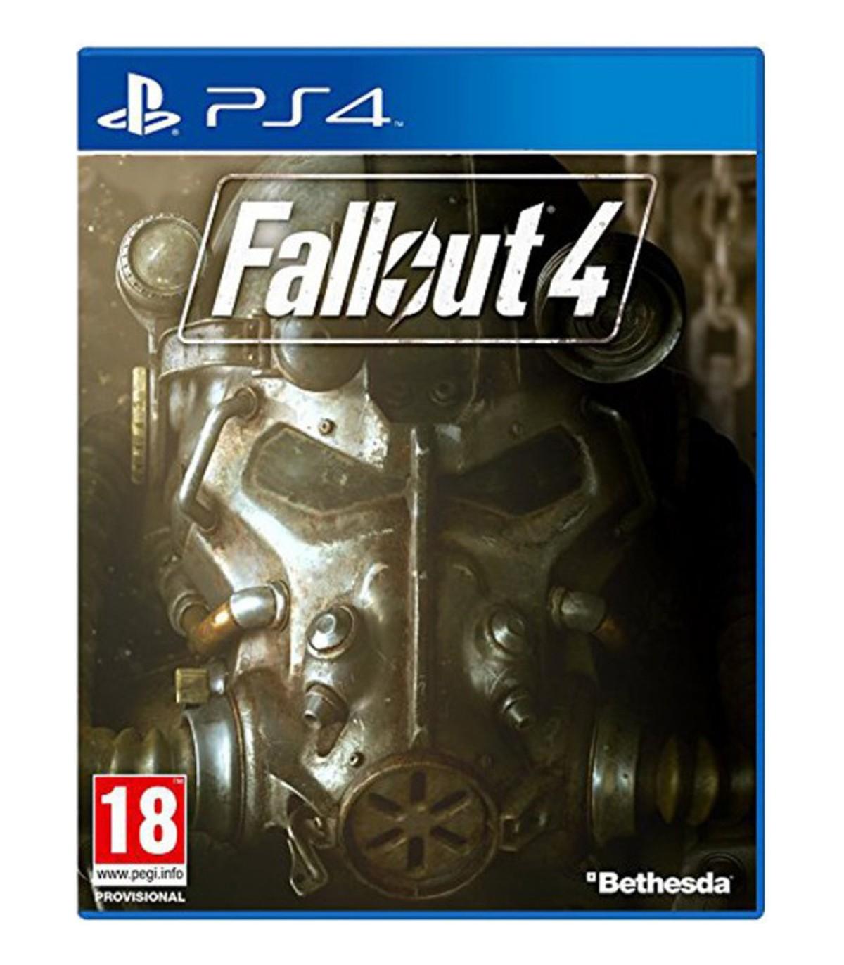 بازی Fallout 4 کارکرده - پلی استیشن 4
