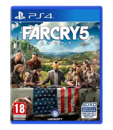 بازی Far Cry 5 ریجن All و ریجن 2 - پلی استیشن 4