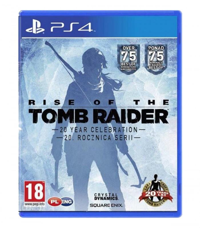 بازی Rise of The Tomb Raider کارکرده - پلی استیشن 4