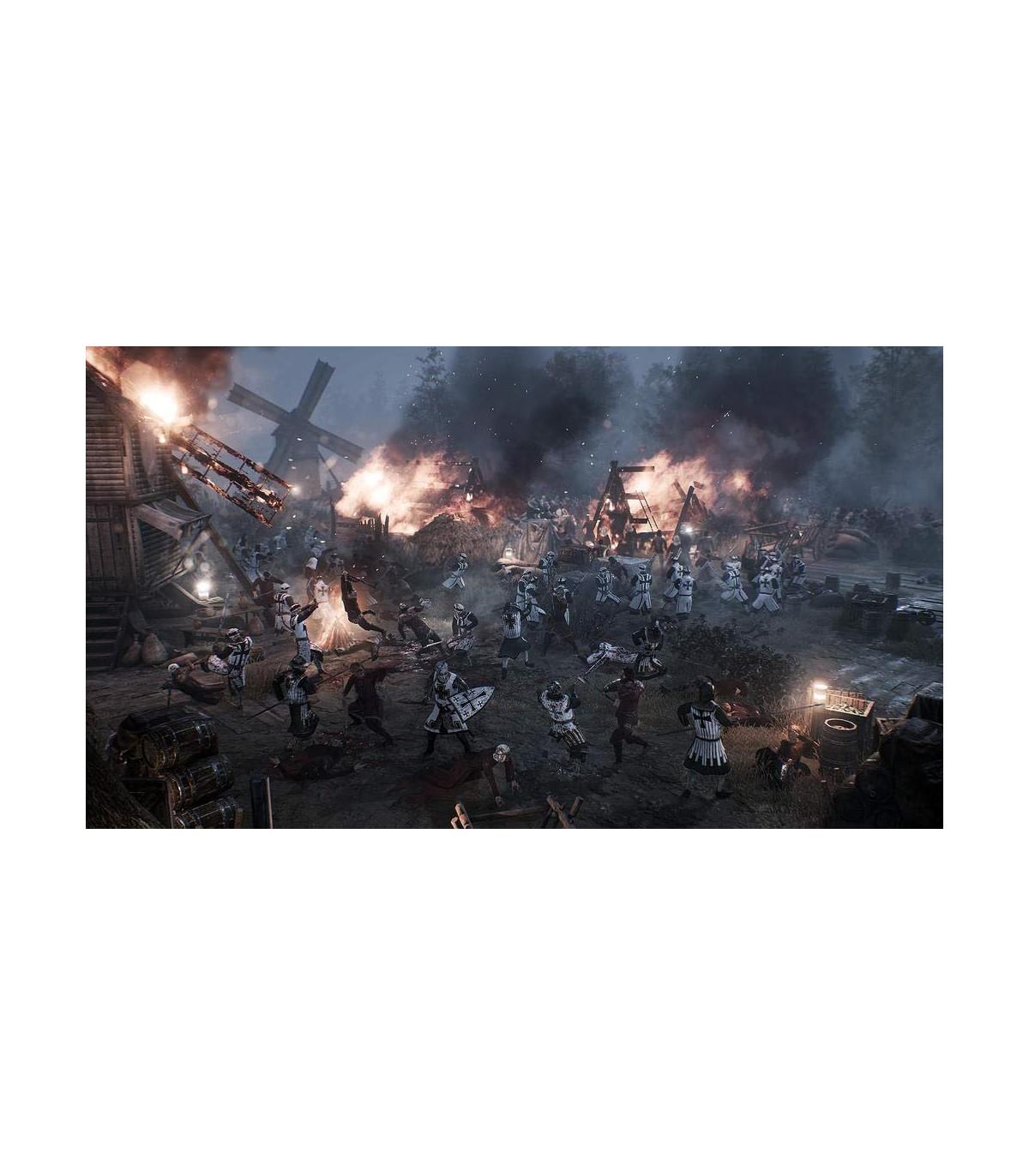 بازی Ancestors Legacy - پلی استیشن 4