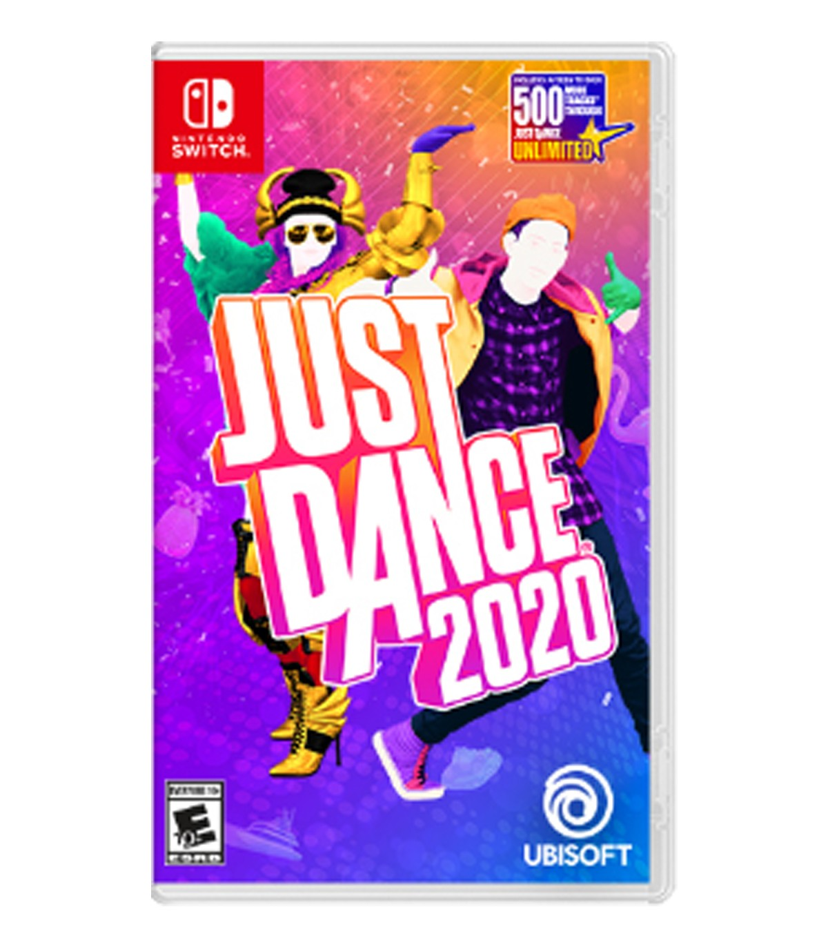 بازی Just Dance 2020 - نینتندو سوئیچ