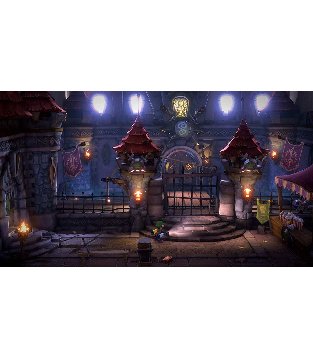 بازی Luigi's Mansion 3 - نینتندو سوئیچ