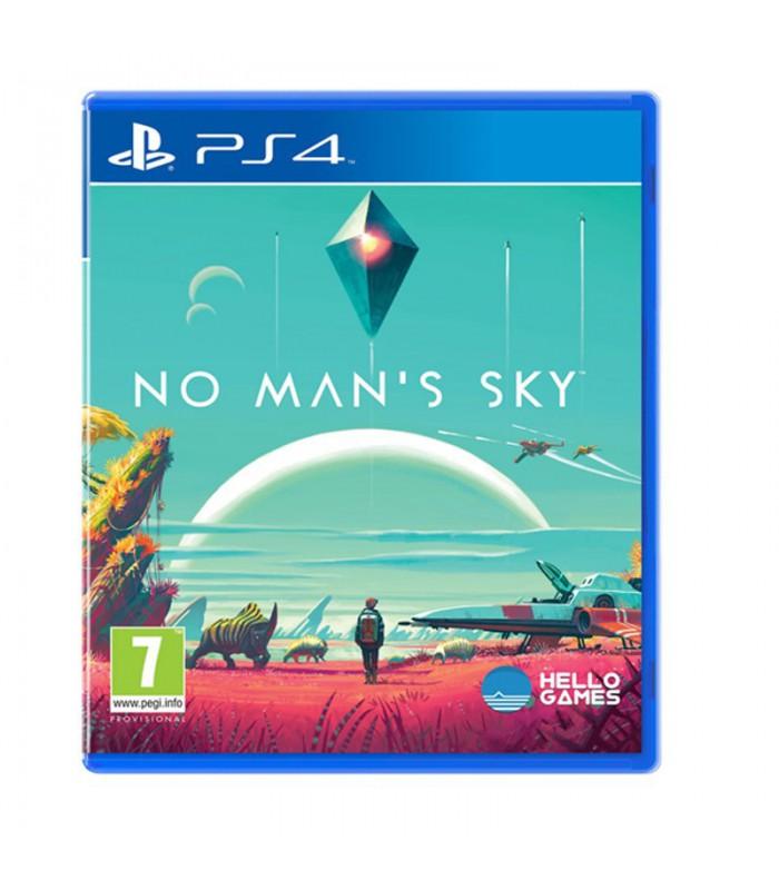 No Mans Sky کارکرده - پلی استیشن ۴