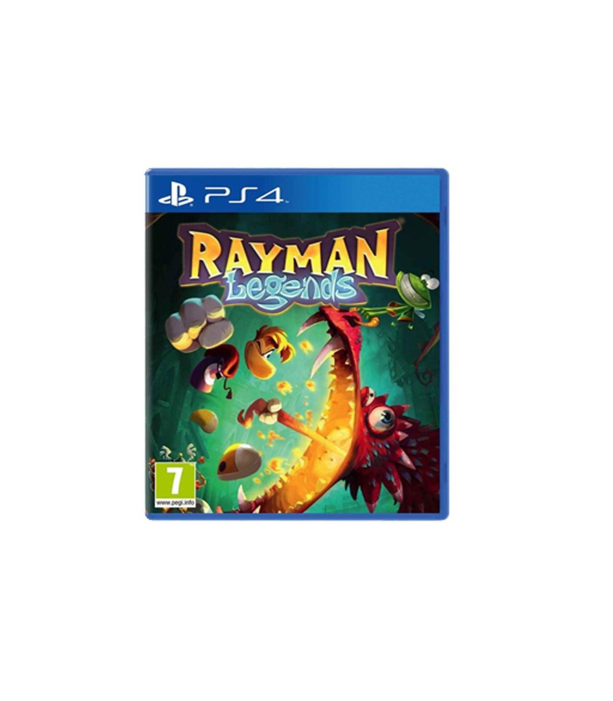 Rayman Legends کارکرده - پلی استیشن ۴