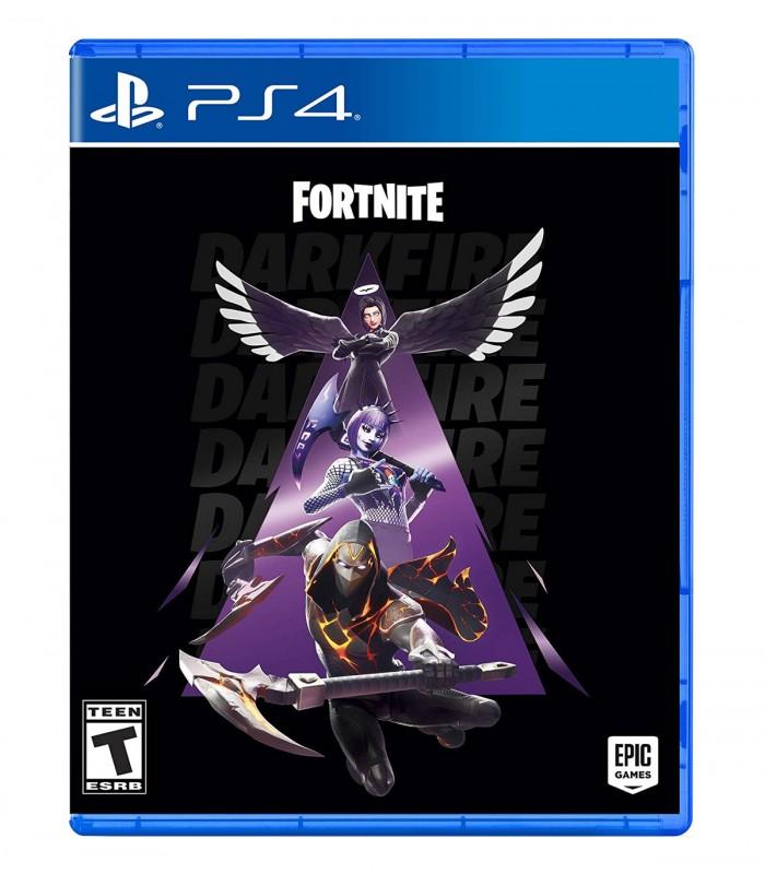 بازی Fortnite: Darkfire Bundle - پلی استیشن 4