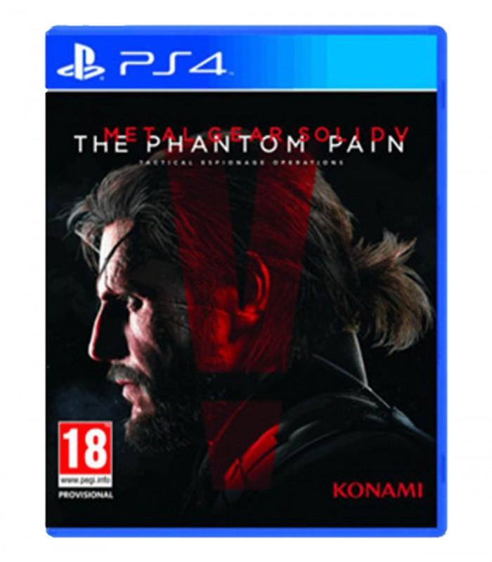 بازی Metal Gear Solid V: The Phantom Pain کارکرده - پلی استیشن 4