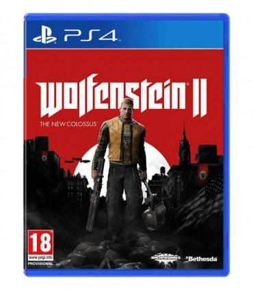بازی Wolfenstein II: The New Colossus کارکرده - پلی استیشن 4
