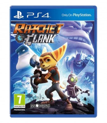 بازی Ratchet & Clank - پلی استیشن