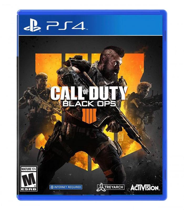 بازی Call of Duty: Black Ops 4 کارکرده - پلی استیشن 4