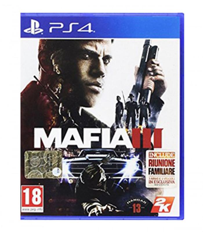 بازی Mafia III کارکرده - پلی استیشن 4
