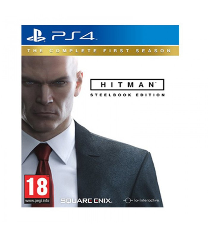 Hitman: The Complete First Season SteelBook