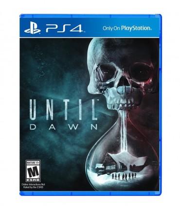 بازی Until Dawn کارکرده - پلی استیشن 4