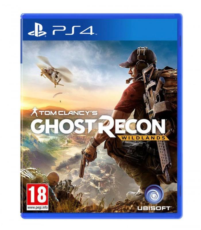 بازی Tom Clancy's Ghost Recon: Wildlands کارکرده - پلی استیشن 4