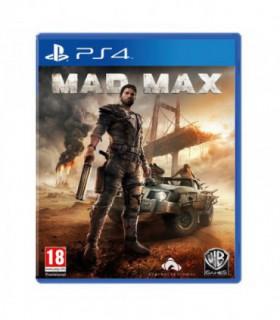 بازی Mad Max کارکرده- پلی استیشن 4