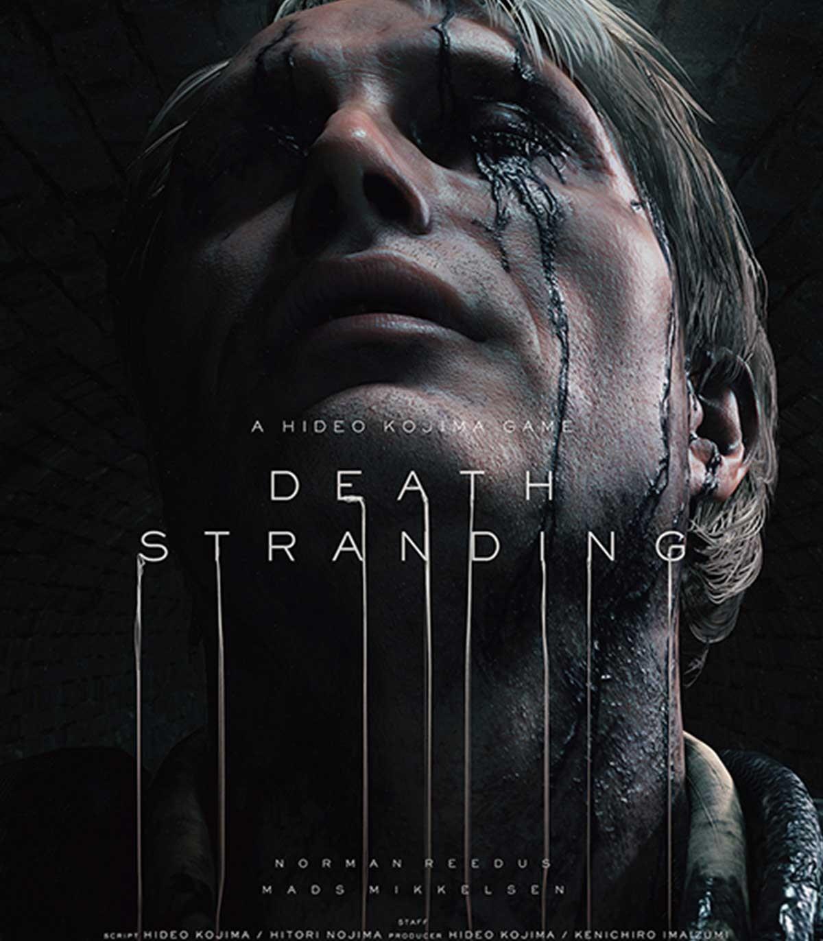بازی Death Stranding - پلی استیشن 4