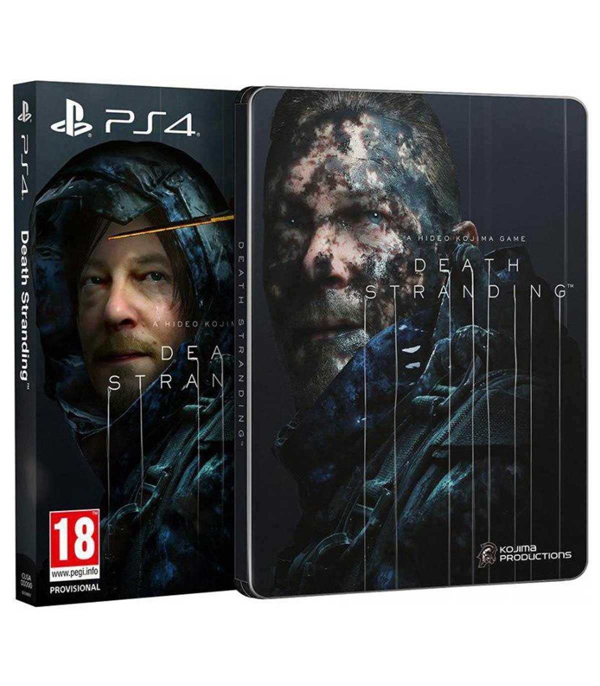 بازی Death Stranding Special Edition- پلی استیشن 4