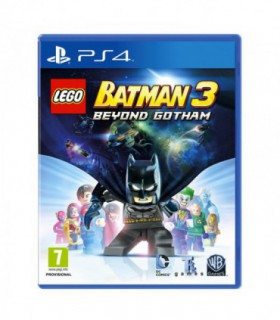 More about بازی Lego Batman 3 : Beyond Gotham کارکرده - پلی استیشن 4