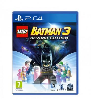 بازی Lego Batman 3 : Beyond Gotham کارکرده - پلی استیشن 4