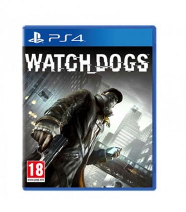 بازی Watch Dogs کارکرده- پلی استیشن 4