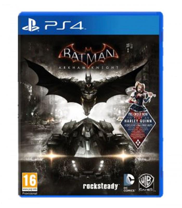 بازی Batman: Arkham Knight کارکرده - پلی استیشن 4