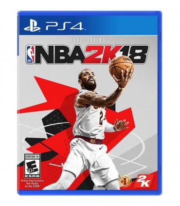 بازی NBA 2K18 کارکرده - پلی استیشن 4