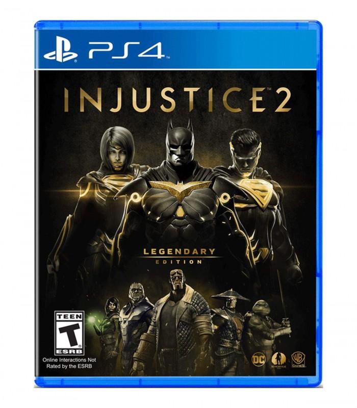 بازی Injustice 2 Legendary Edition - پلی استیشن 4