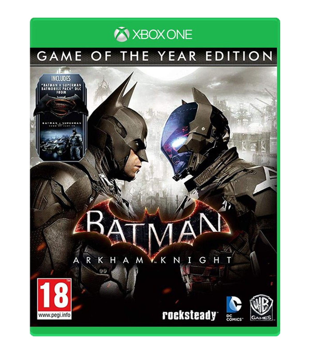 بازی Batman Arkham Knight Game of the Year Edition - ایکس باکس وان