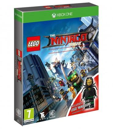 بازی LEGO Ninjago Movie Game: Video game Toy Edition - ایکس باکس وان