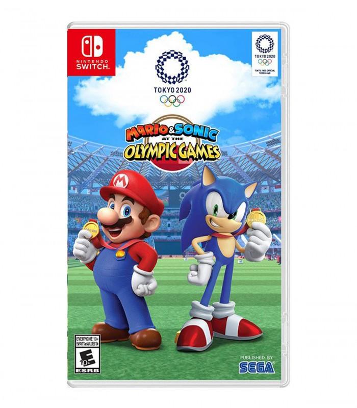 بازی Mario & Sonic at Olympic Games Tokyo 2020 - نینتندو سوئیچ