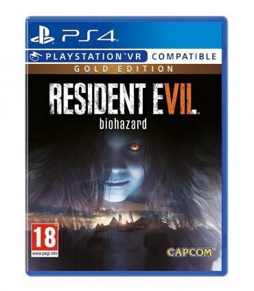 بازی Resident Evil 7 Gold Edition کارکرده - پلی استیشن 4