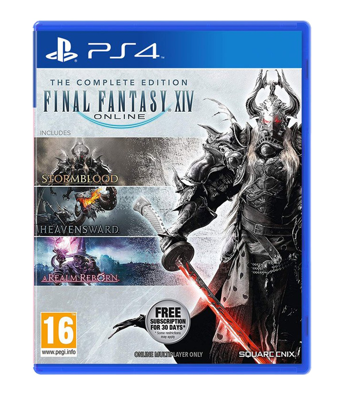 بازی Final Fantasy XIV Online Complete Edition - پلی استیشن 4