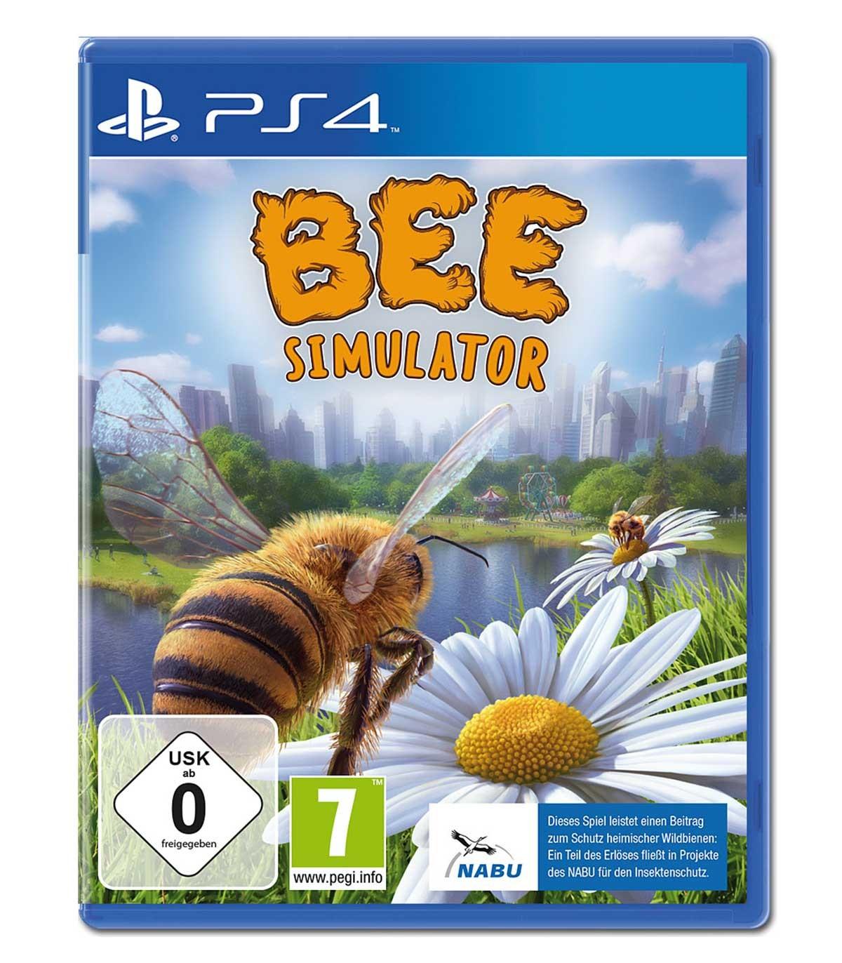 بازی Bee Simulator - پلی استیشن 4