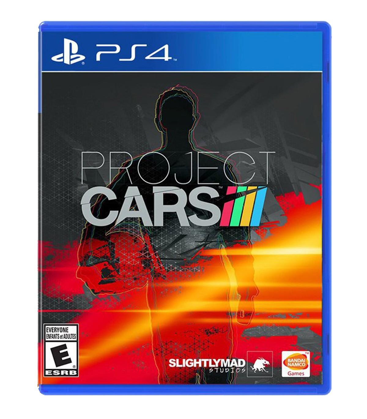 بازی Project Cars کارکرده - پلی استیشن 4