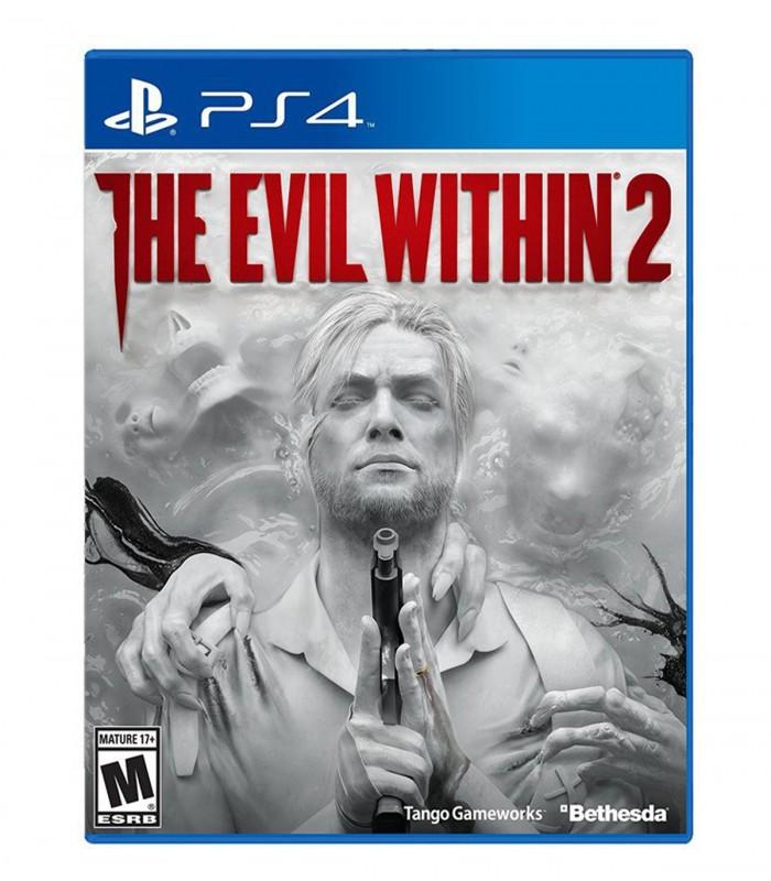 بازی The Evil Within 2 کارکرده - پلی استیشن 4