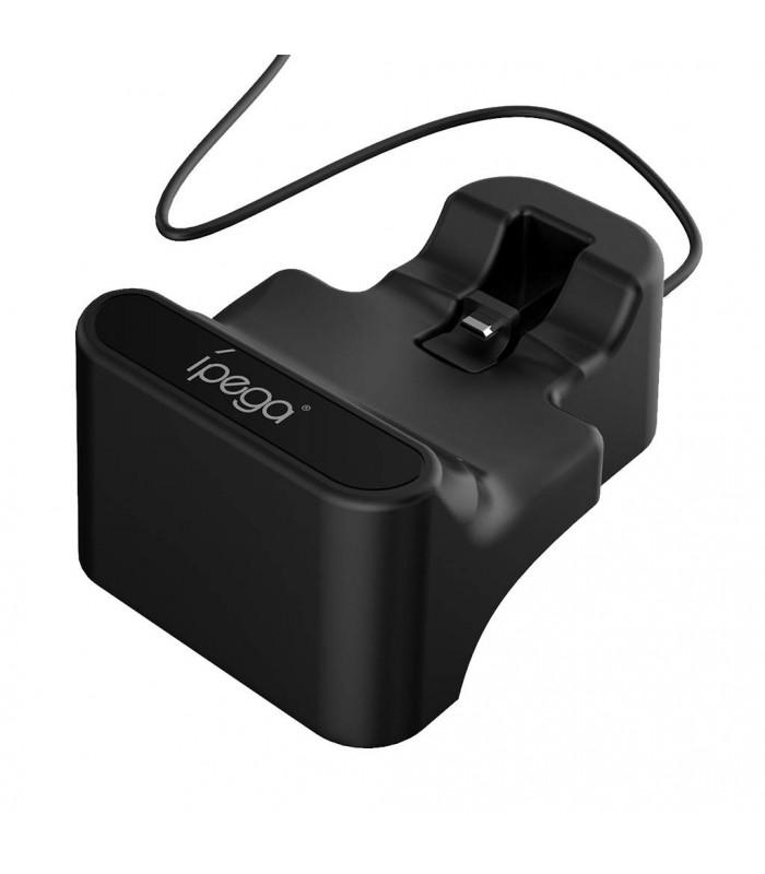 شارژر تکی دسته پلی استیشن 4 - Ipega 3-In-1 Controller Charger