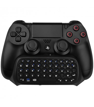 کیبورد پلی استیشن 4 - Dobe PS4 Controller Wireless Keyboard