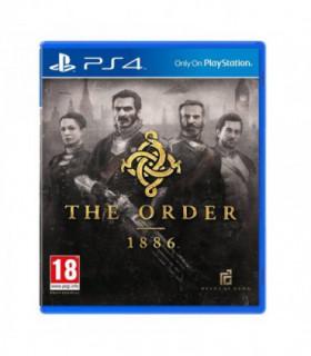 بازی The Order کارکرده- پلی استیشن 4